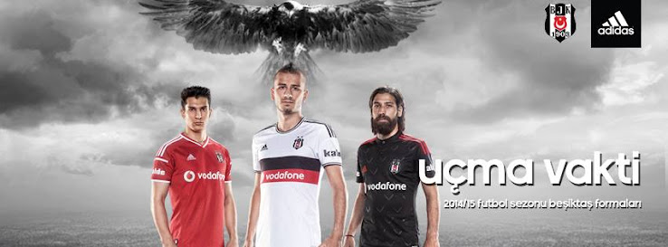 5e0b2abe6 New Beşiktaş 14-15 Kits Released - Footy Headlines