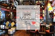 5 Romantic Places To Spend Valentines Day