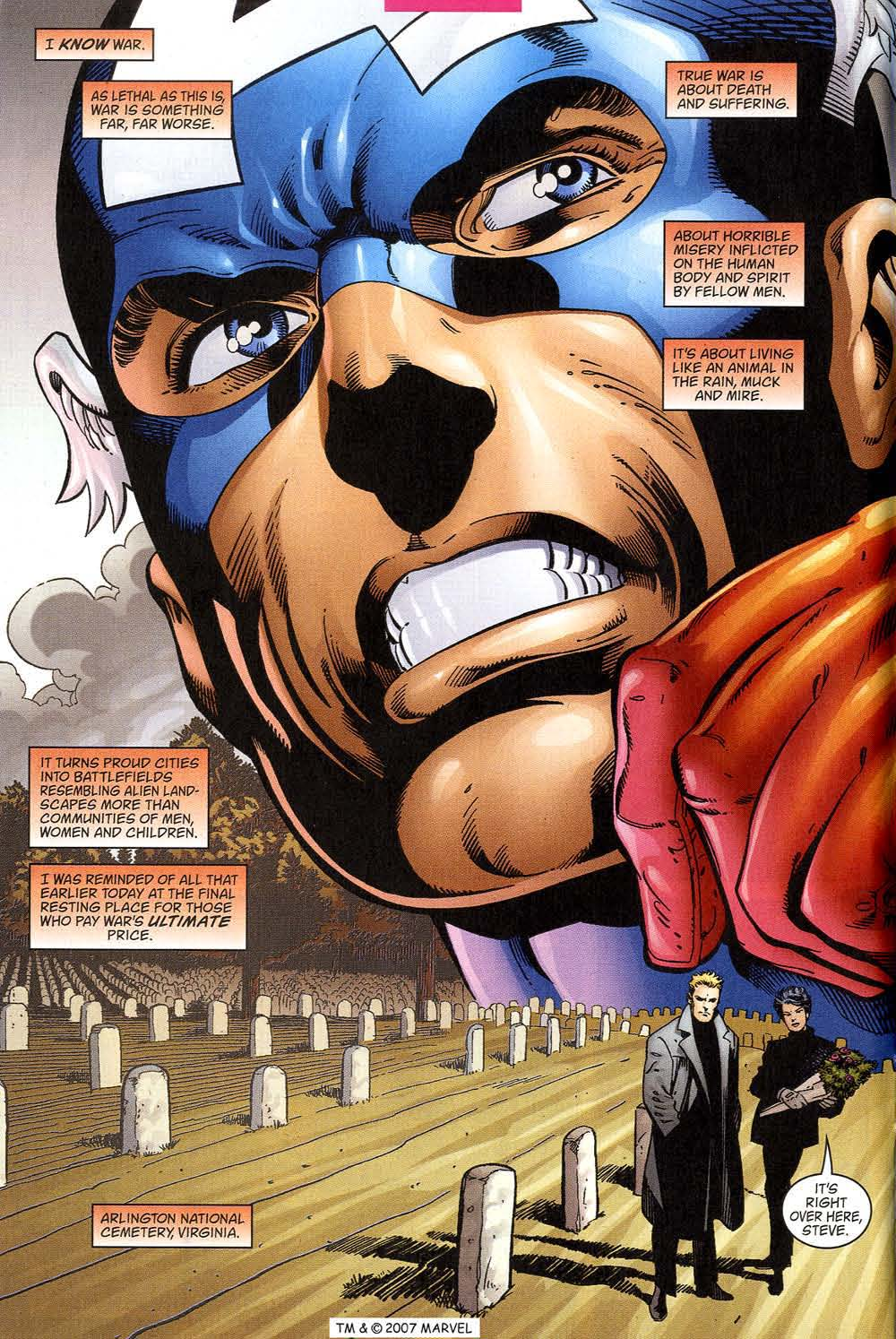Captain America (1998) Issue #39 #46 - English 6
