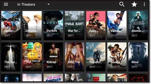 Colectie de aplicatii android pentru vazut filme online