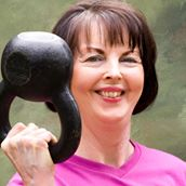 Kettlebell Lady Fitness