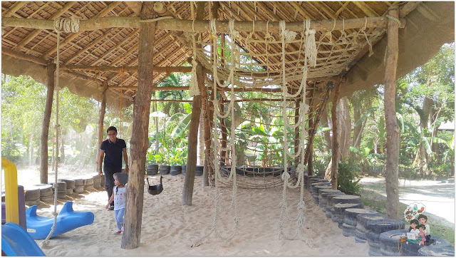 Sand House at The Fun Farm at Sta. Elena