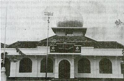 Masjid Jami' Al-Anwar Bandarlampung