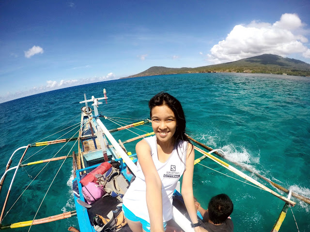 Going to Balut Island