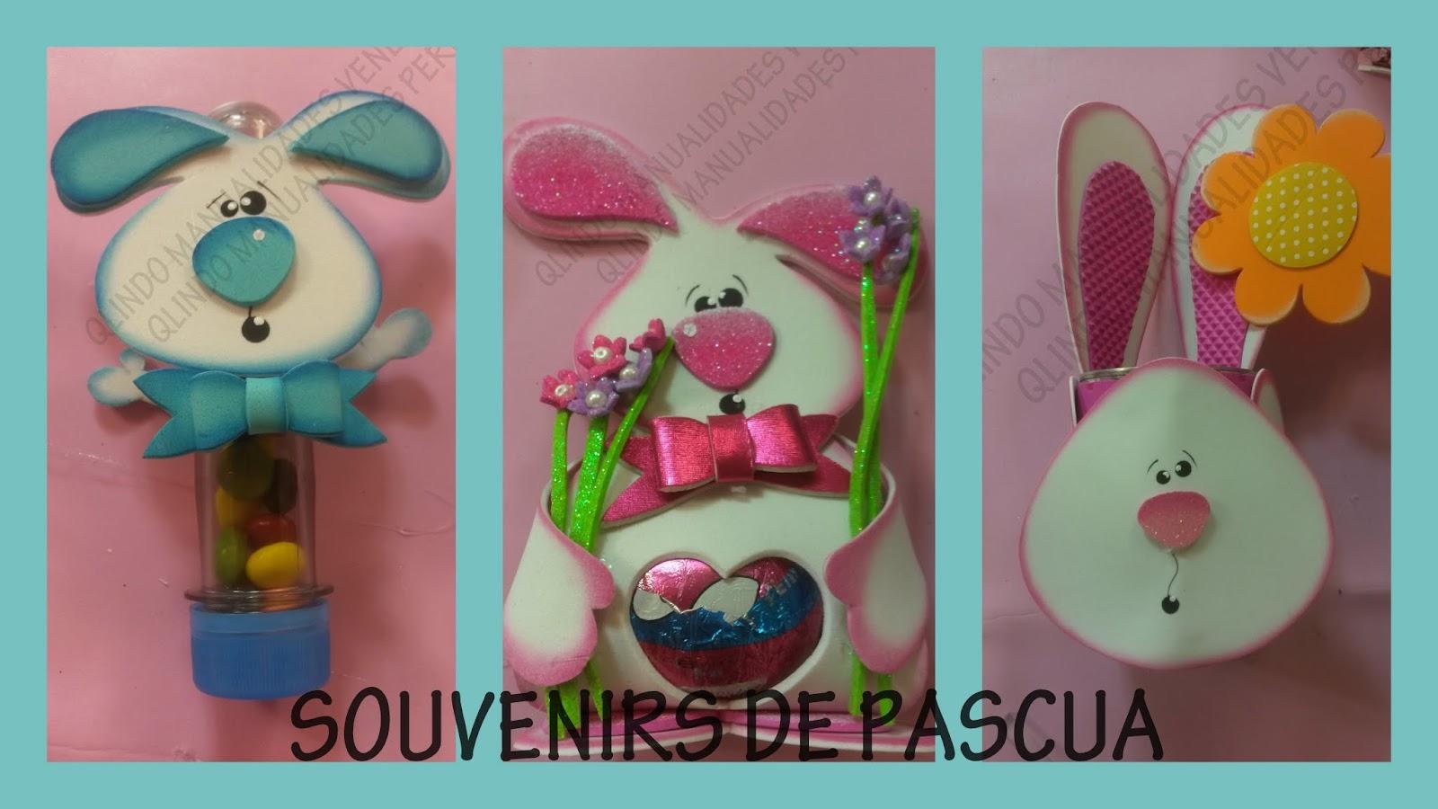 Souvenirs De Pascua