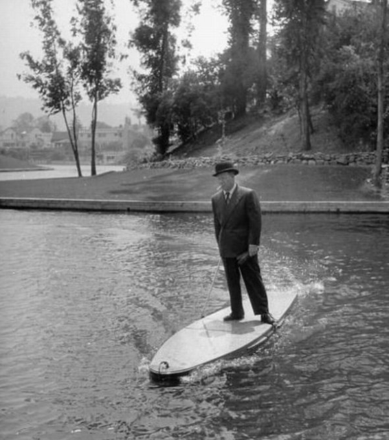 A Brief History Of Motorised Surfboards Illicit Blag
