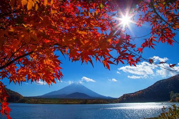 Persiapan jalan ke Jepang musim gugur