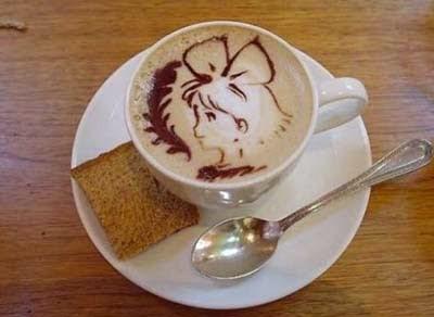 الكابوتشينو اكثر انواع القهوة استخداما