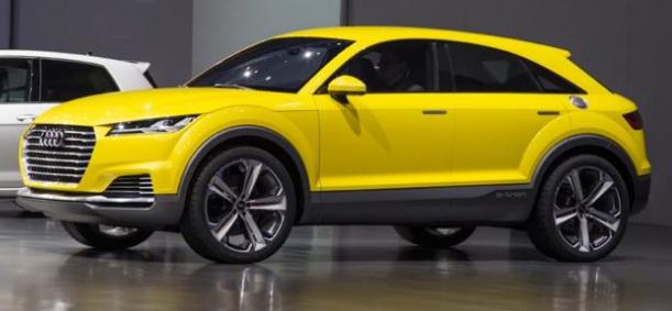 2019 Audi Q4 Design Style