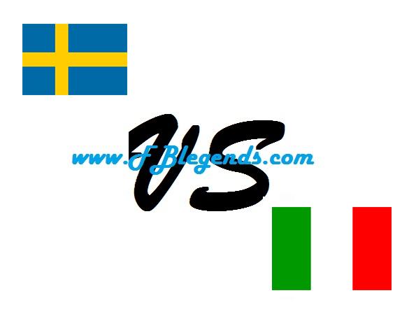 مشاهدة مباراة ايطاليا والسويد بث مباشر الملحق النهائي المؤهل إلى كأس العالم 2018 اليوم 13-11-2017 اون لاين يوتيوب italy vs sweden