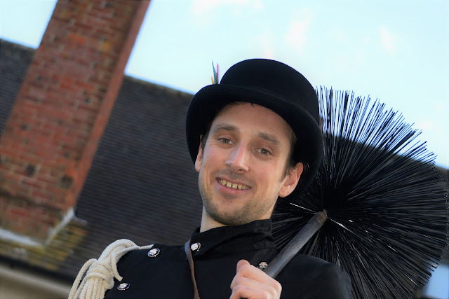 Jim Chim-in-ey Dorset Chimney Sweep & Wedding Hire