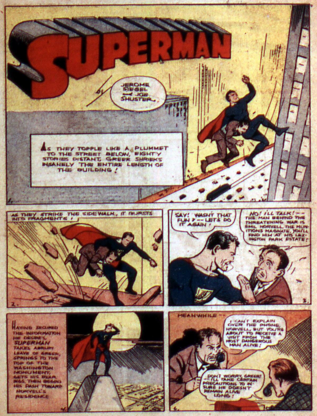 Action Comics (1938) 2 Page 2