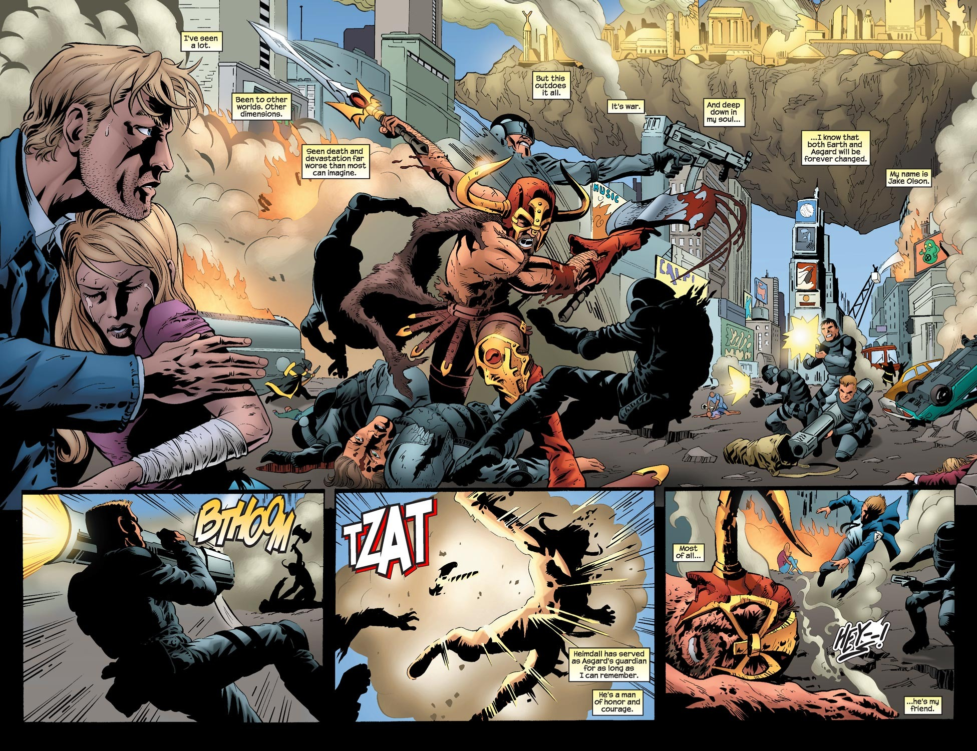 Thor (1998) Issue #67 #68 - English 3