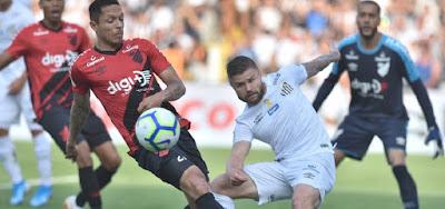Audiências de 8/9/2019 - Aposta da Globo, jogo do Santos com 'time da TNT' tem pior ibope aos domingos