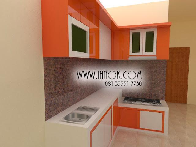 desain Kitchen set surabaya sidoarjo pasuruan gresik mojokerto malang