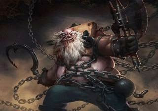 Pudge - Chains of The Black Death