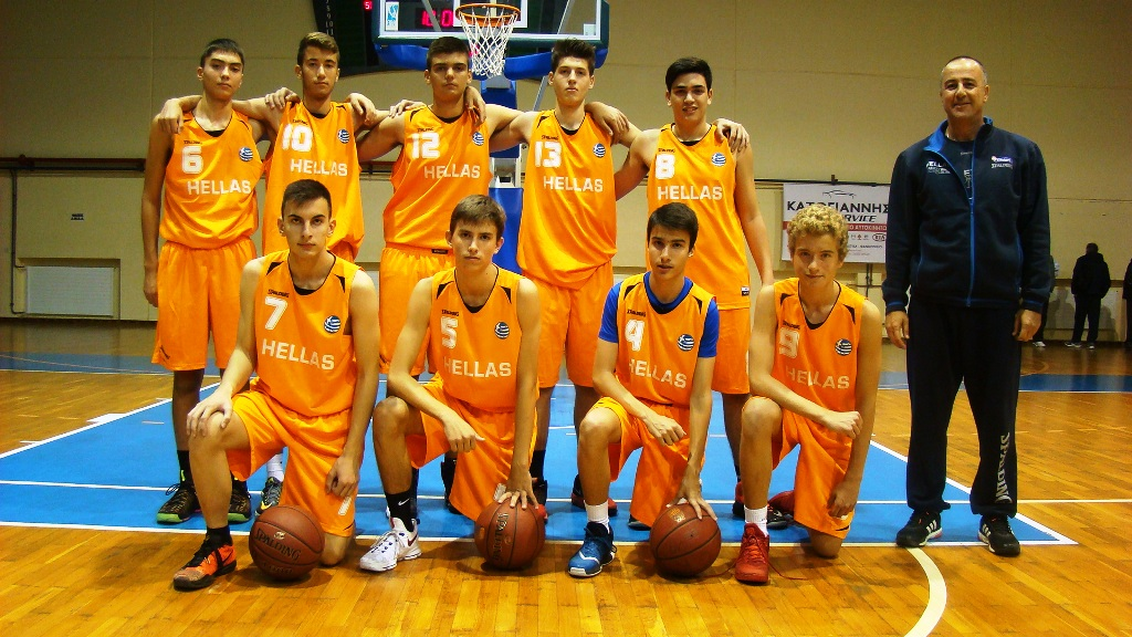 EOK | Αναπτυξιακό: Basketball Camp Cadets FIBA Europe-ΕΟΚ (2η αγωνιστική) (Φωτορεπορτάζ)