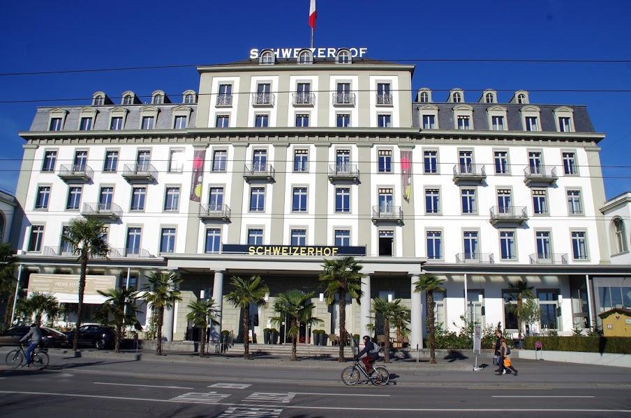 Hotel Schweizerhof Lucerne