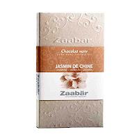 Zaabär chocolat noir jasmin Chine Gourmibox
