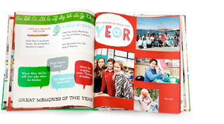 Personalized Yearbooks