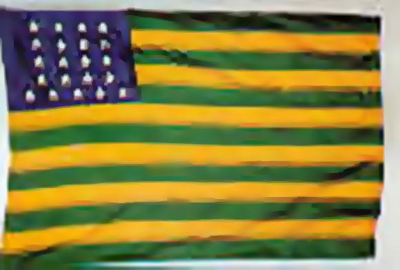Bandeira Provisória da República (15 a 19 Nov 1889)