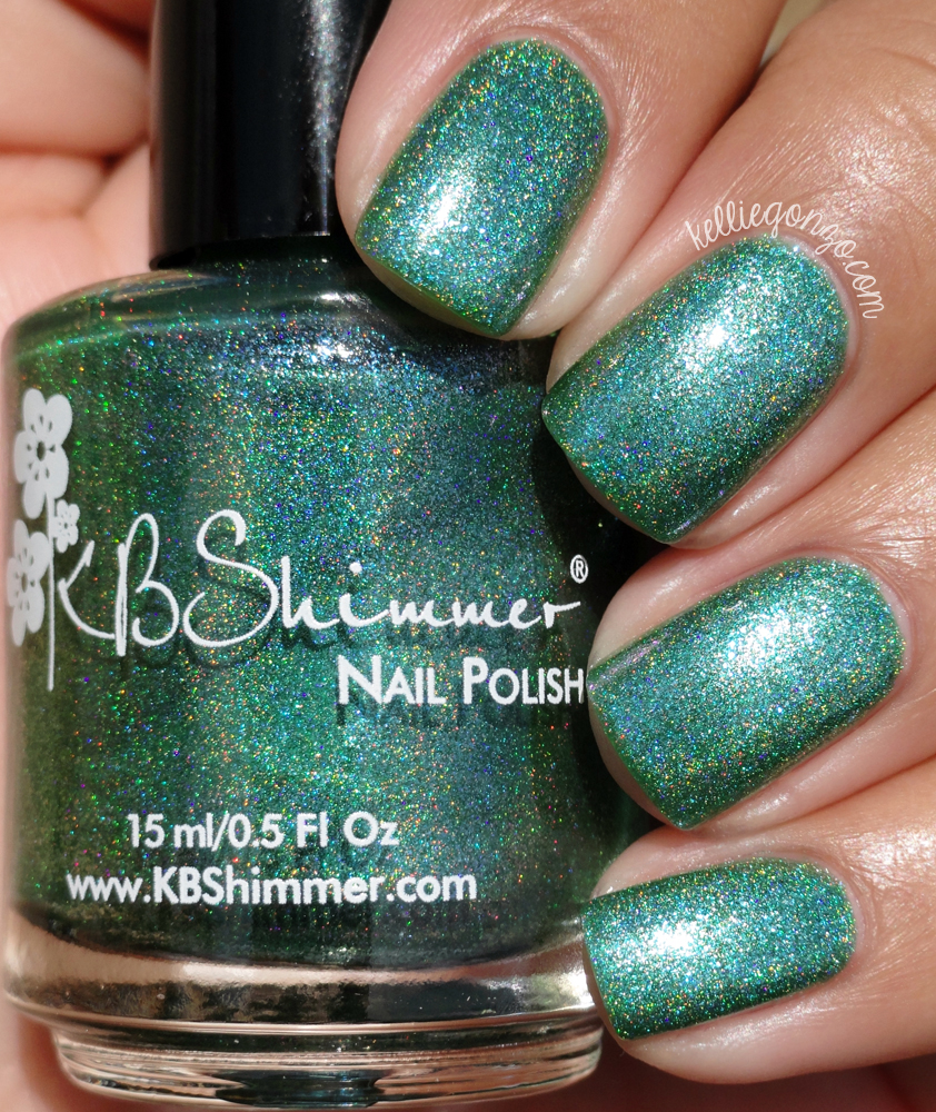 KBShimmer The Holy Kale