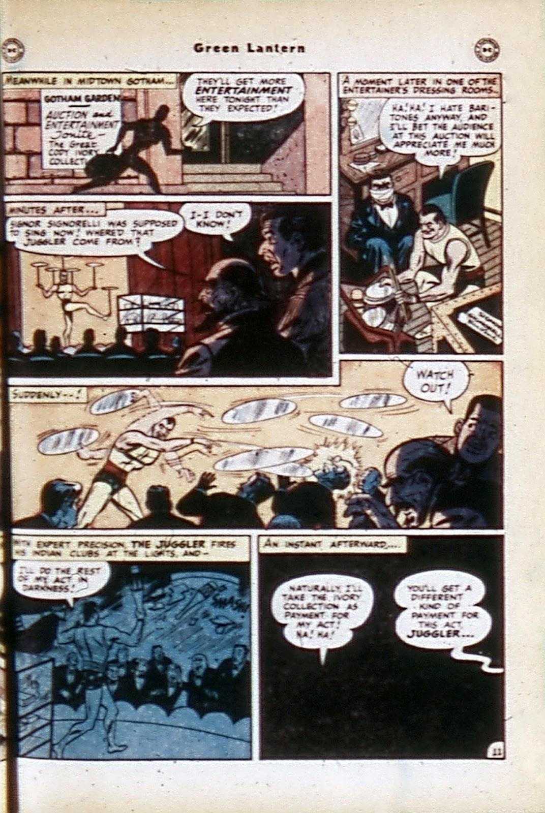 Green Lantern (1941) Issue #32 #32 - English 13