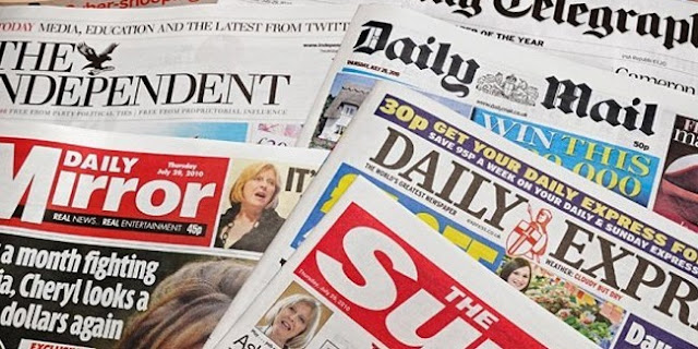 Nigerian Newspapers Today (21st January 2019) - Vanguard, Punch, Dailypost, Thisday