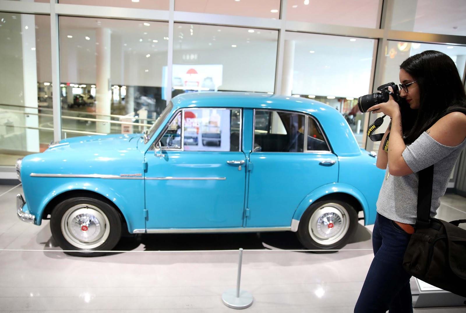 H Nissan στην έκθεση Ιαπωνικών ιστορικών αυτοκινήτων, στο Μουσείο Αυτοκινήτου του Petersen (photos)