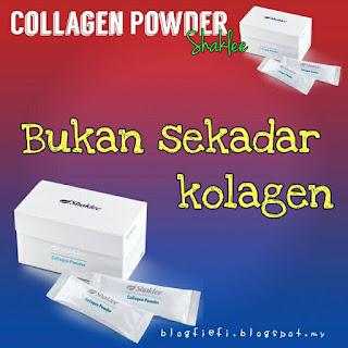 9 Manfaat Collagen Powder Shaklee Yang perlu Korang Tahu!