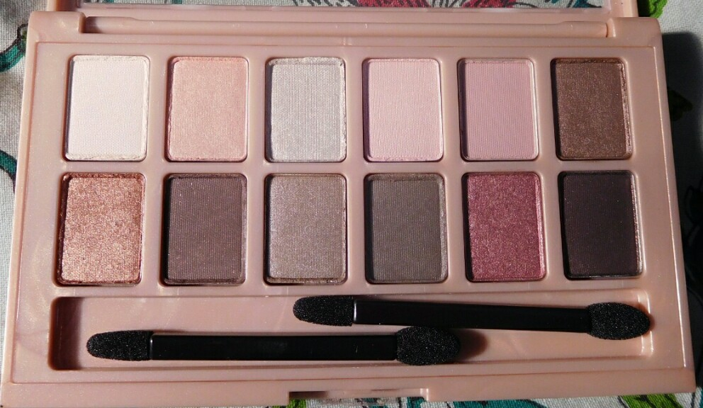 The blushed nudes maybelline review pic 99