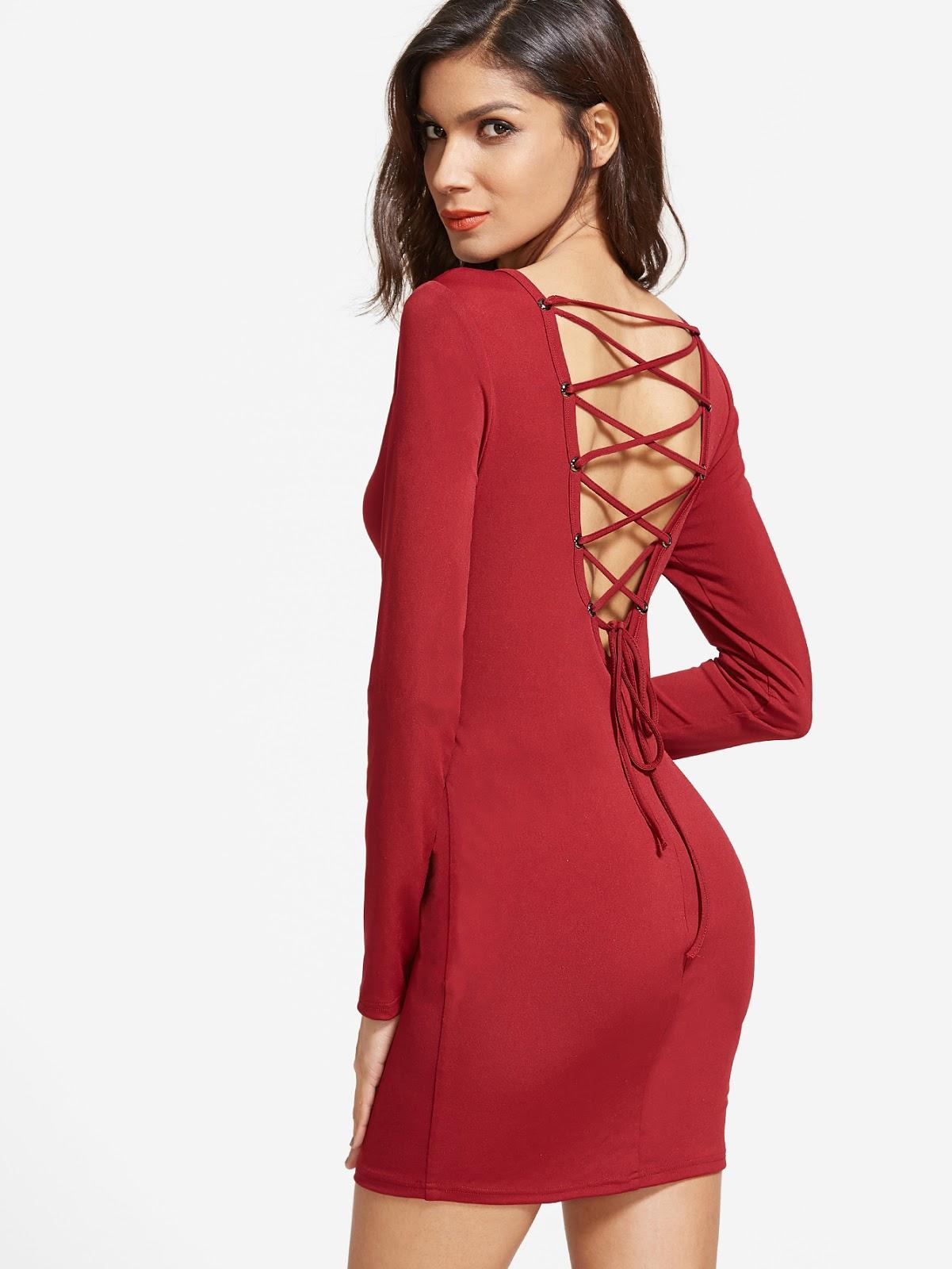 50 Vestidos Rojos Ideas Perfectas Para Ti Vestidos