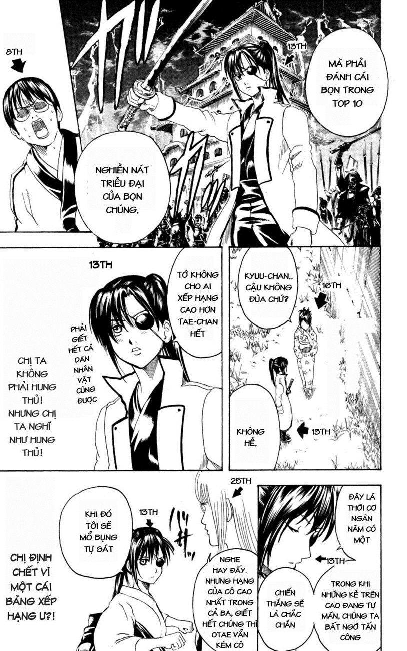 Gintama Chap 265 page 19 - Truyentranhaz.net