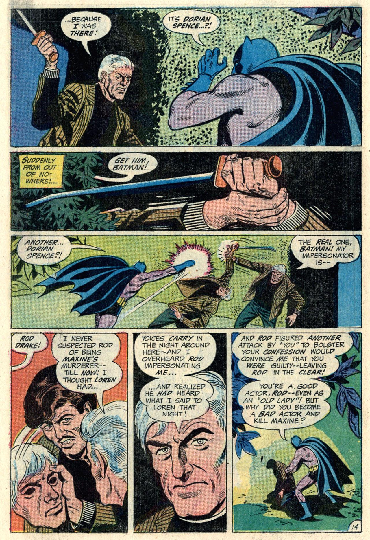 Detective Comics (1937) 398 Page 17