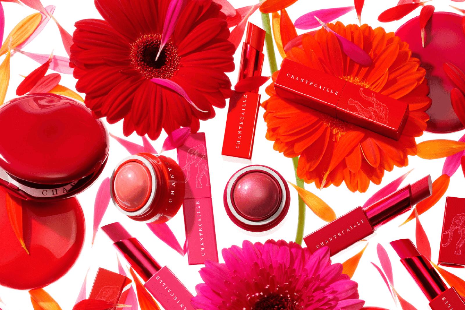 chantecaille super blloms collection maquillage ete 2019