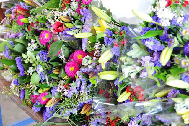 Bright Valentine's Day Flowers