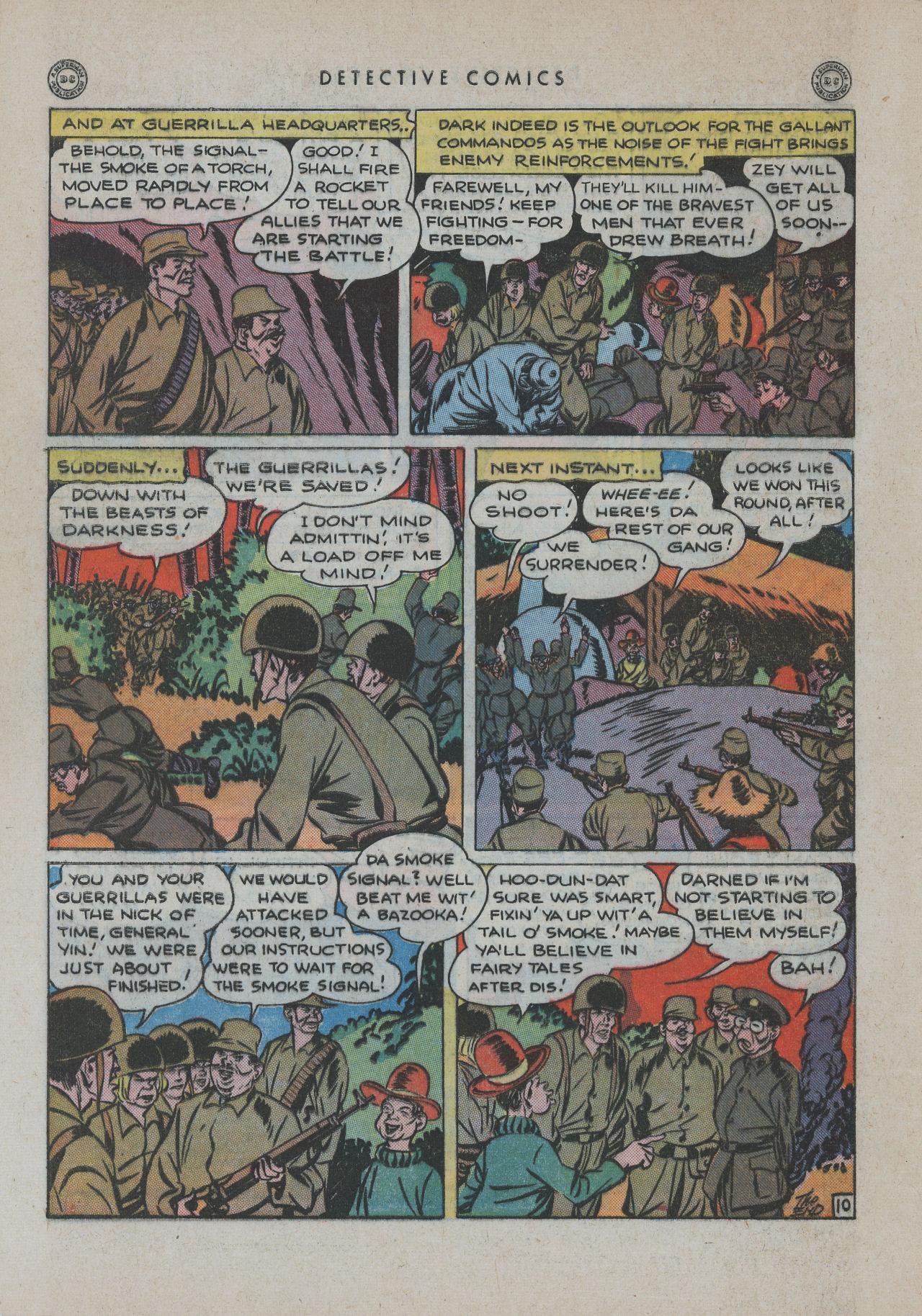 Read online Detective Comics (1937) comic -  Issue #108 - 48