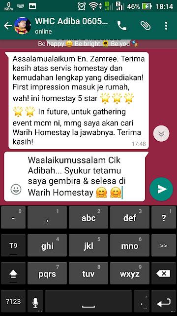 Warih-Homestay-Testimoni-Cik-Adiba