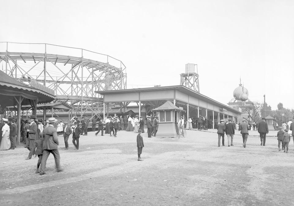 DREAM PARK: The Sights & Sounds of Euclid Beach Are Remembered at