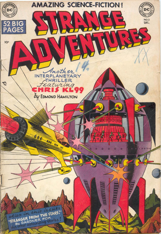 Strange Adventures (1950) 3 Page 1