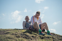 T2: Trainspotting Ewan McGregor and Ewen Bremner Image 1 (5)