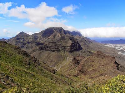 Montaña de los Horgazales y Degollada de Tasartico