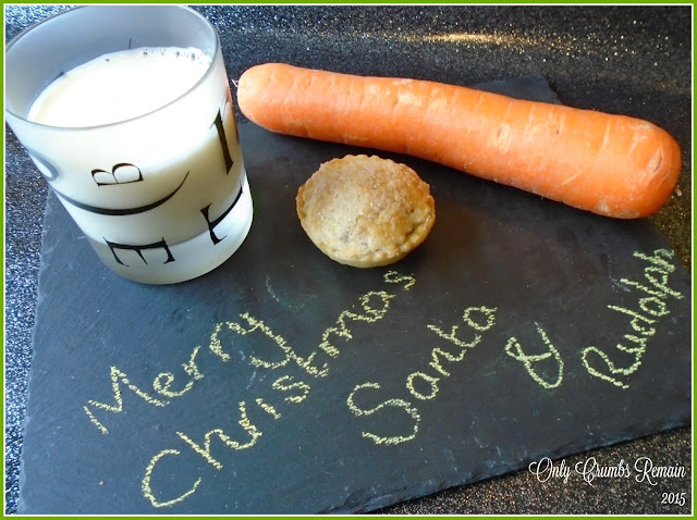 A treat just for Santa & Rudolph