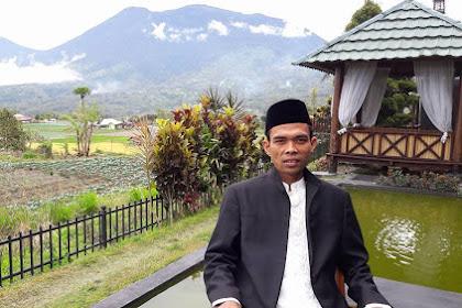 Download Ceramah Ustadz Abdul Somad Lengkap MP3