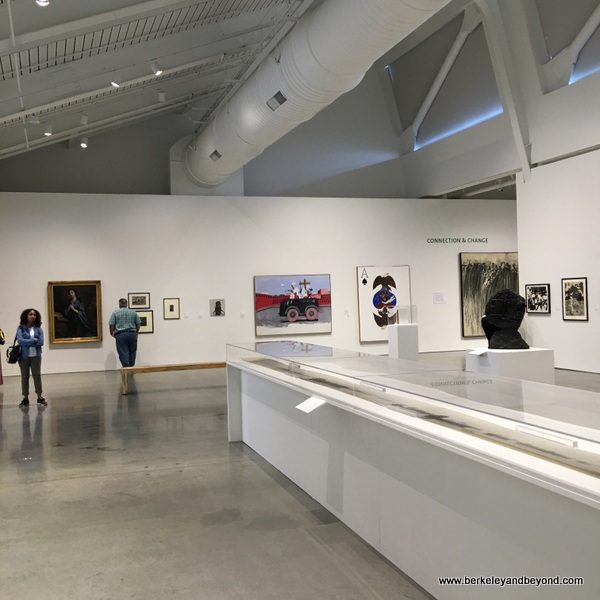 Berkeley Eye:  Perspectives on the Collection exhibit at the Berkeley Art Museum in Berkeley, California