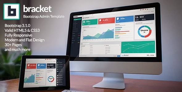 WordPress admin template