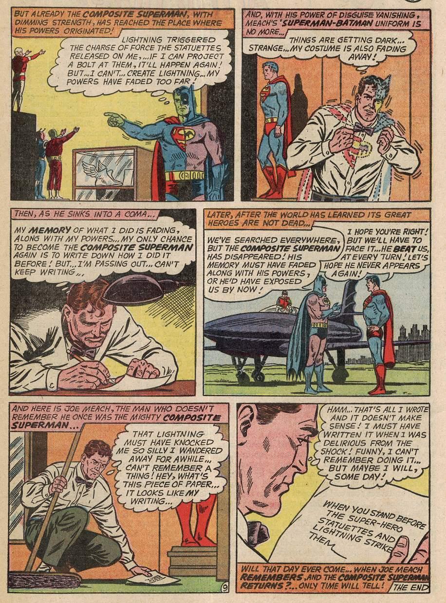 Read online World's Finest Comics comic -  Issue #142 - 21