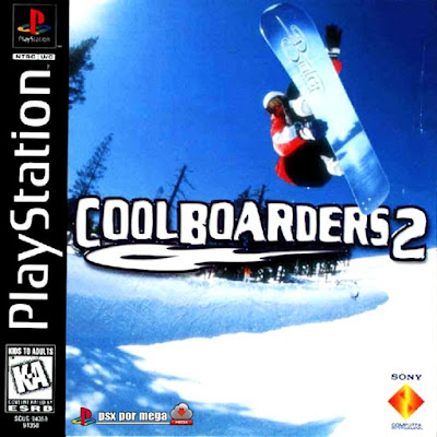 descargar cool boarders 2 psx mega