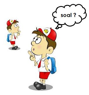 Soal UTS IPA Kelas 1 SD Semester Ganjil (Boleh di Unduh)