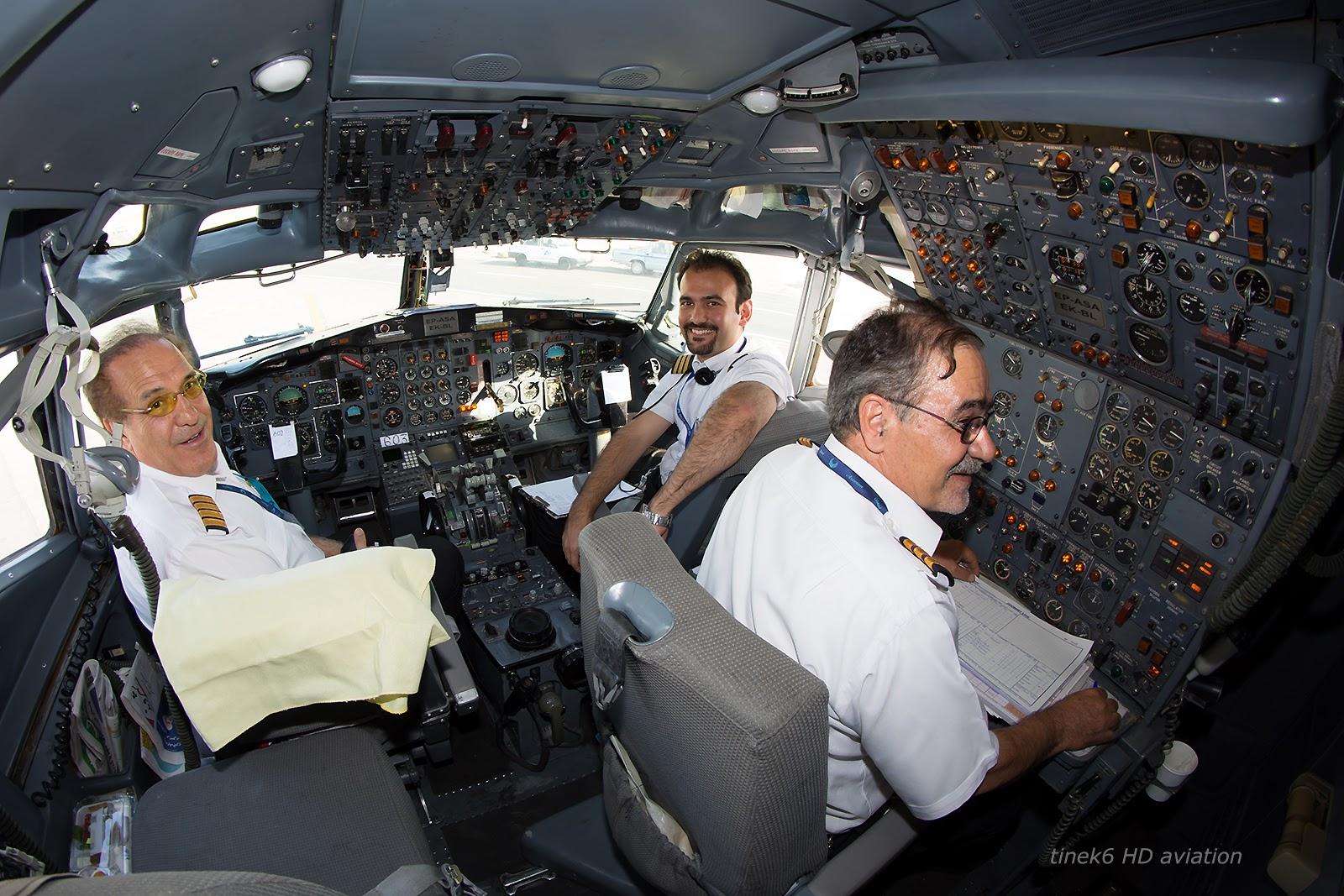 Tinek6 Hd Aviation Iran Aseman B727 Thr Mhd Thr